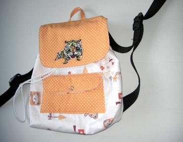 Rucksack Orange